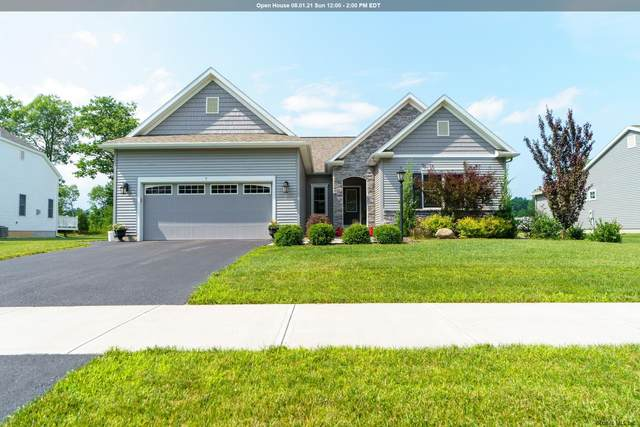 7 Copper Ridge Dr, Mechanicville, NY 12118 (MLS #202123157) :: Carrow Real Estate Services