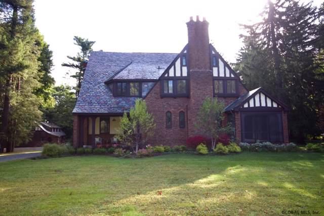 407 Loudon Rd, Loudonville, NY 12211 (MLS #201914373) :: Picket Fence Properties