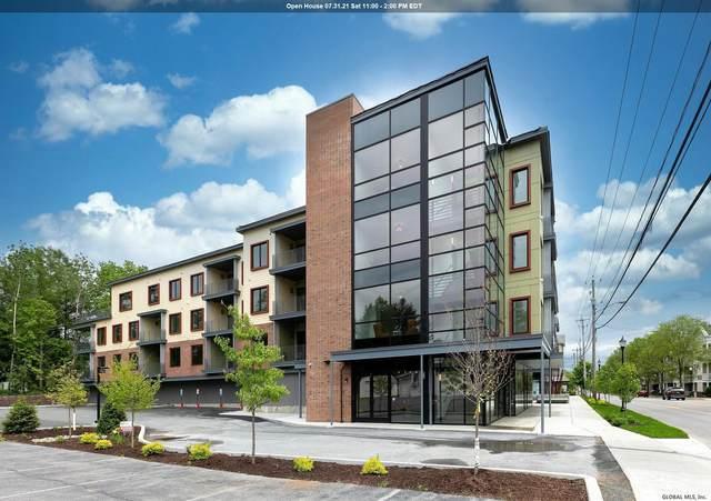 116 West Av, Saratoga Springs, NY 12866 (MLS #202123833) :: Carrow Real Estate Services