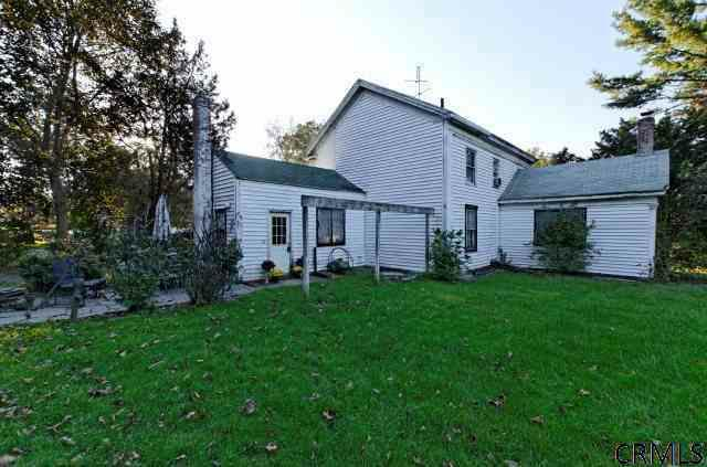 154 Melrose-Valley Falls Rd, Schaghticoke, NY 12121 (MLS #201225560) :: Weichert Realtors®, Expert Advisors