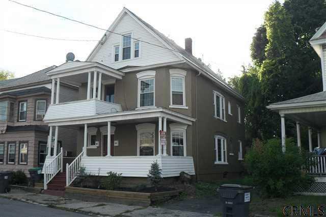 61 South Main St, Mechanicville, NY 12118 (MLS #201313508) :: Weichert Realtors®, Expert Advisors
