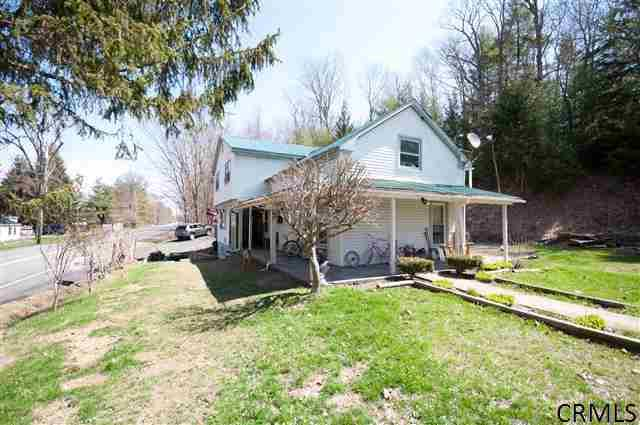 2844 State Rt 7, Valley Falls, NY 12185 (MLS #201317848) :: Weichert Realtors®, Expert Advisors