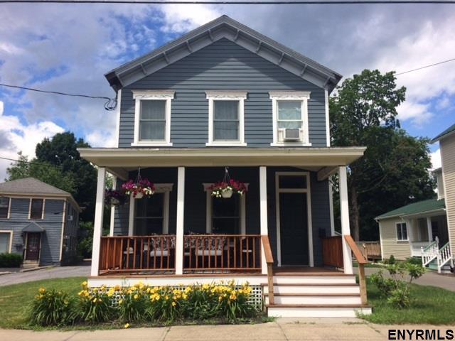 47 Court St, Saratoga Springs, NY 12866 (MLS #201712621) :: Weichert Realtors®, Expert Advisors