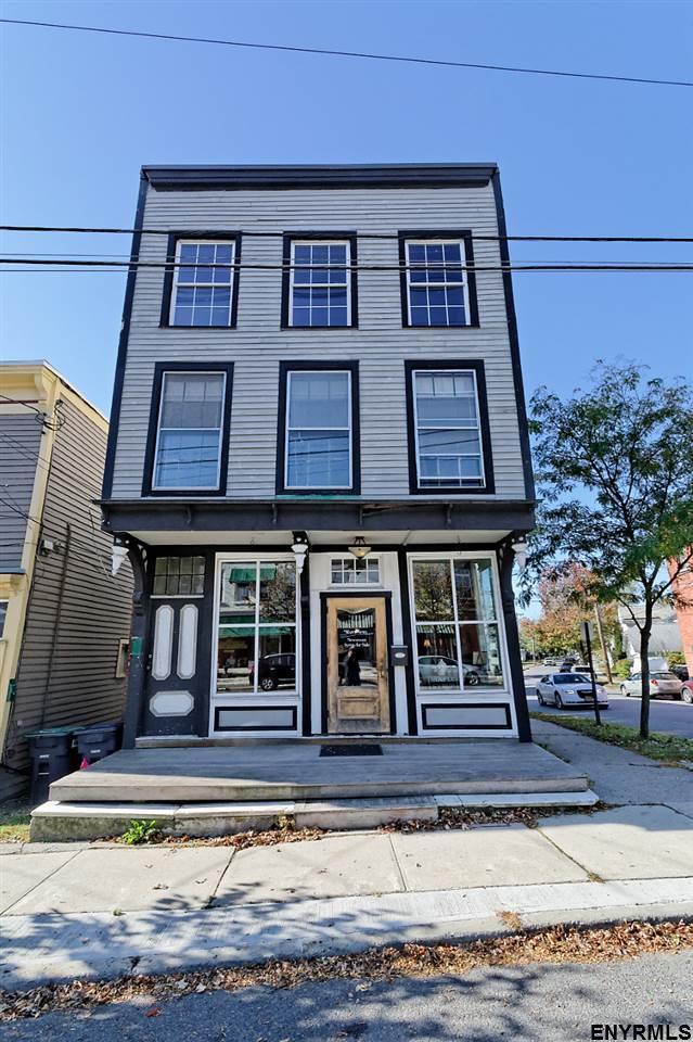 106 Main St, Greenwich, NY 12834 (MLS #201720737) :: 518Realty.com Inc
