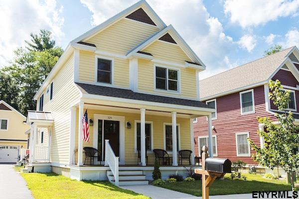 129 Adams St, Saratoga Springs, NY 12866 (MLS #201810793) :: Weichert Realtors®, Expert Advisors