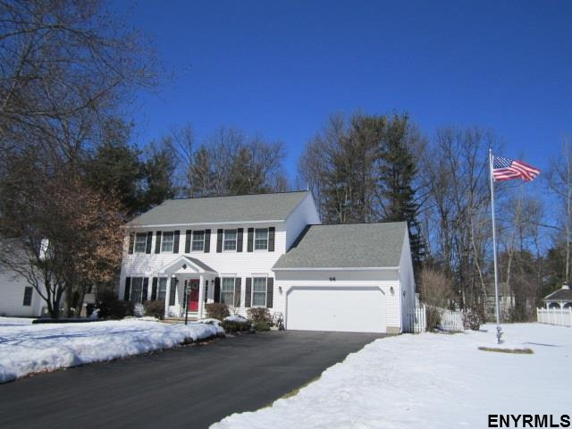 56 Orchardview Dr, Halfmoon, NY 12065 (MLS #201814571) :: Victoria M Gettings Team