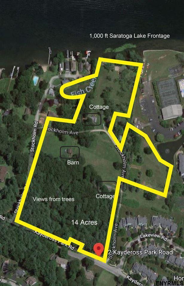 62 Kaydeross Park Rd, Saratoga Springs, NY 12866 (MLS #201824386) :: Weichert Realtors®, Expert Advisors
