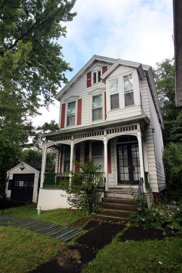 125 Oakwood Av, Troy, NY 12180 (MLS #201925482) :: Picket Fence Properties