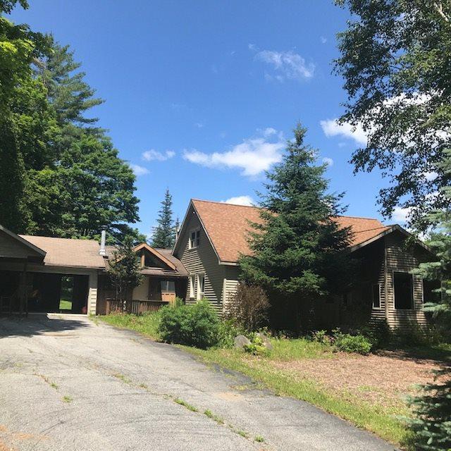379 Bird Pond Rd, North Creek, NY 12853 (MLS #201925491) :: Picket Fence Properties