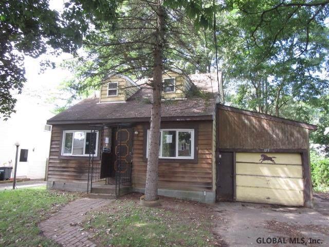 173 Ward Av, Schenectady, NY 12304 (MLS #201930366) :: Picket Fence Properties
