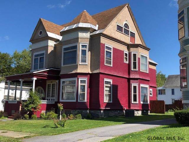 100 S William St, Johnstown, NY 12095 (MLS #201930607) :: Victoria M Gettings Team
