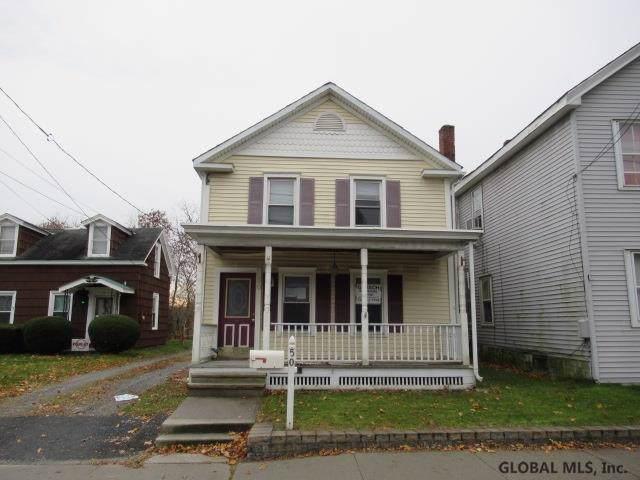 50 River St, Hoosick Falls, NY 12090 (MLS #201934835) :: Picket Fence Properties