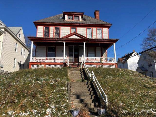 27 Academy St, Amsterdam, NY 12010 (MLS #201934878) :: Picket Fence Properties