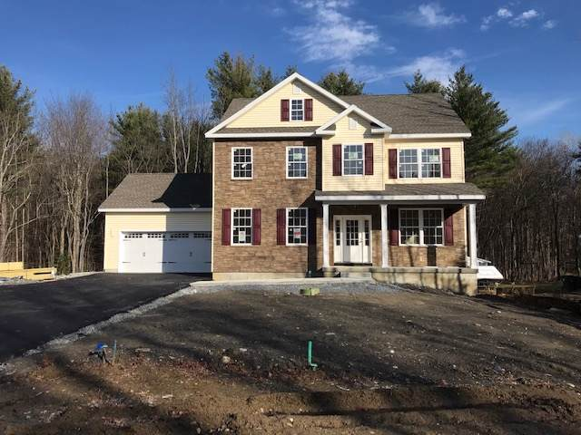1001 Hatlee Rd, Ballston Lake, NY 12019 (MLS #201935599) :: Picket Fence Properties