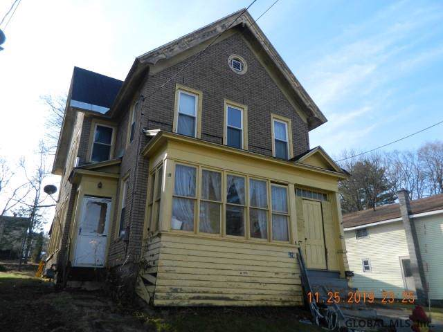 116 Hoosac St, Johnstown, NY 12095 (MLS #201935652) :: Picket Fence Properties