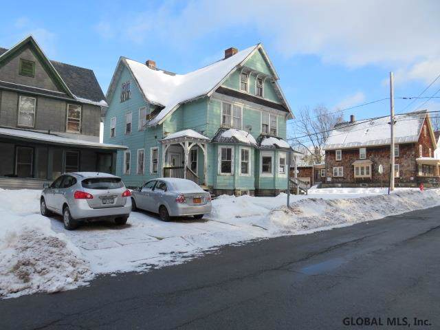 60 Lincoln St, Gloversville, NY 12078 (MLS #201936228) :: Picket Fence Properties