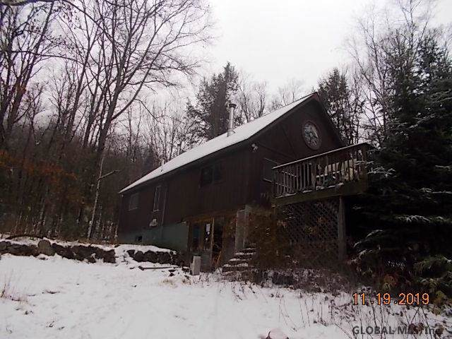 591 Beaver Pond Rd, Horicon, NY 12815 (MLS #201936295) :: Picket Fence Properties