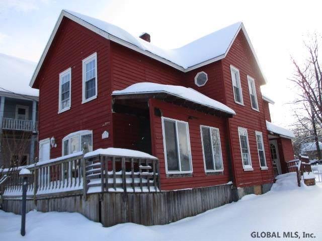 18 Walnut St, Gloversville, NY 12078 (MLS #201936686) :: Picket Fence Properties