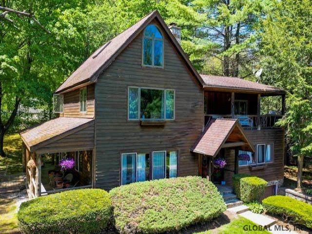 8 Pine Lane, Lake George, NY 12845 (MLS #202018342) :: 518Realty.com Inc