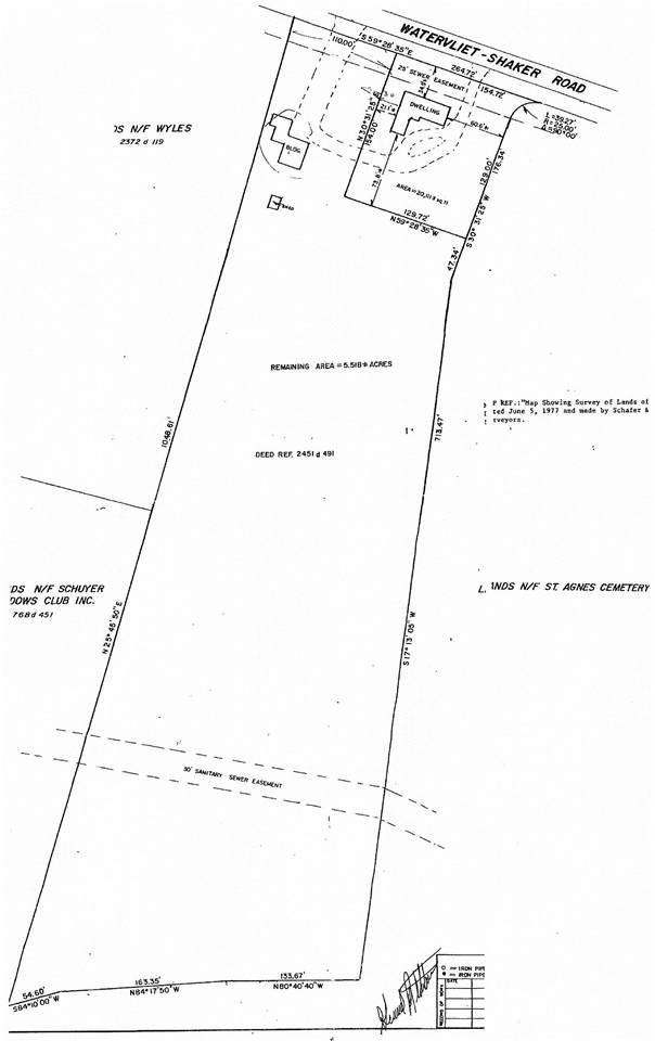 358 Watervliet Shaker Rd, Watervliet, NY 12189 (MLS #202032695) :: The Shannon McCarthy Team | Keller Williams Capital District