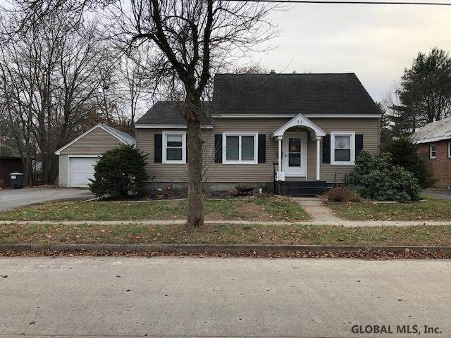 84 Fourth St, Glens Falls, NY 12801 (MLS #202033602) :: Carrow Real Estate Services