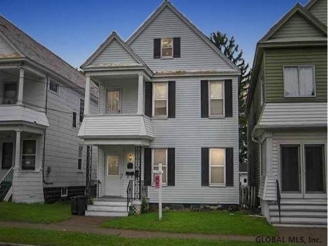 226-228 N Brandywine Av, Schenectady, NY 12307 (MLS #202033618) :: Carrow Real Estate Services