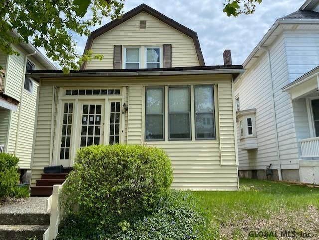 202 7TH AV, Troy, NY 12180 (MLS #202117797) :: Carrow Real Estate Services