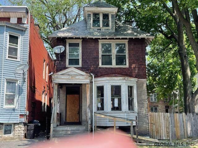 391 Orange St, Albany, NY 12206 (MLS #202118887) :: Carrow Real Estate Services