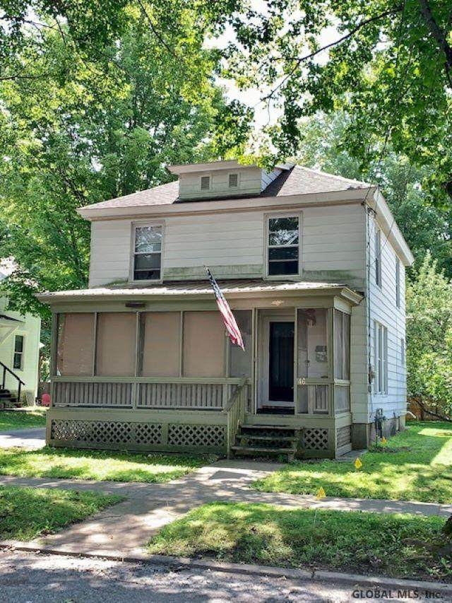 46 Elm St, Hudson Falls, NY 12839 (MLS #202124487) :: 518Realty.com Inc