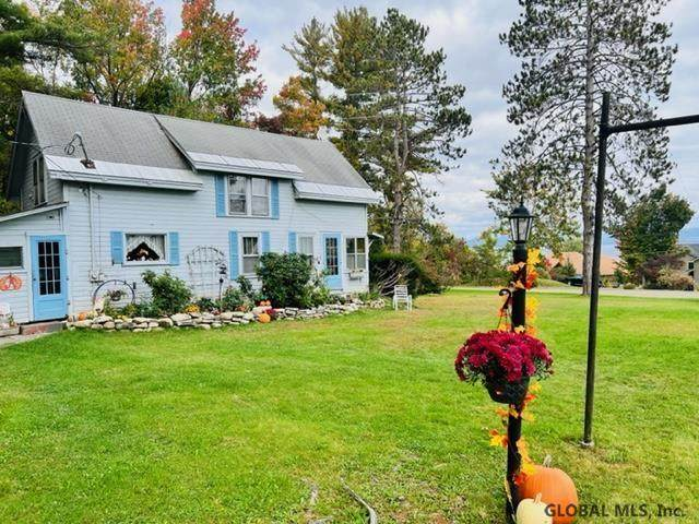 133 Ward Rd, Mayfield, NY 12117 (MLS #202131008) :: Carrow Real Estate Services