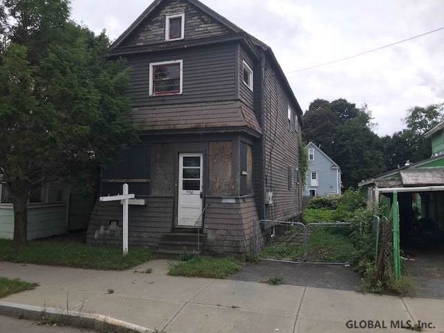 930 Strong St, Schenectady, NY 12307 (MLS #201834158) :: Picket Fence Properties
