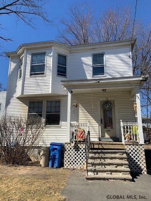 231B Delaware Av, Albany, NY 12209 (MLS #201915095) :: Picket Fence Properties