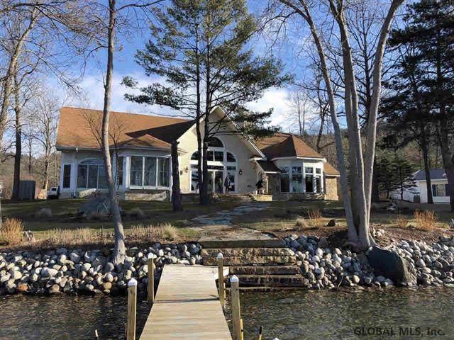 212 Black Point Rd, Ticonderoga, NY 12883 (MLS #201929852) :: Picket Fence Properties