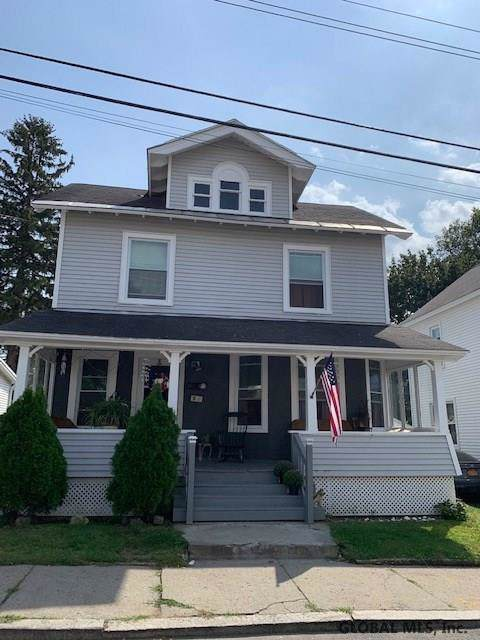 54 Spruce St, Schenectady, NY 12304 (MLS #201930312) :: Picket Fence Properties