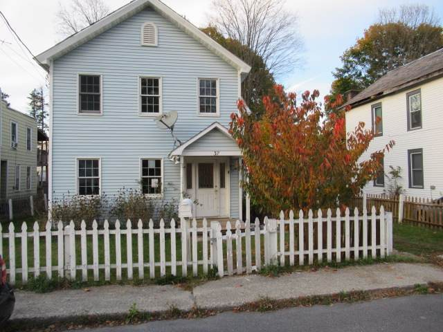 37 Center St, Hoosick Falls, NY 12090 (MLS #201934455) :: Picket Fence Properties