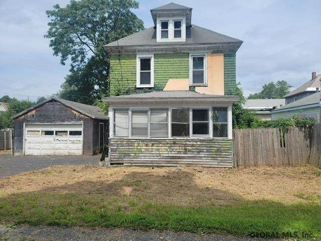 2 Dartmouth St, Schenectady, NY 12304 (MLS #202123743) :: Carrow Real Estate Services