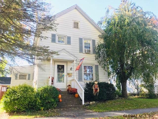14 Grove Av, Hudson Falls, NY 12839 (MLS #201933272) :: Picket Fence Properties