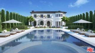 615 N Canon Drive, Beverly Hills, CA 90210 (#17212562) :: The Fineman Suarez Team