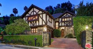 1610 N Beverly Drive, Beverly Hills, CA 90210 (#17214024) :: The Fineman Suarez Team