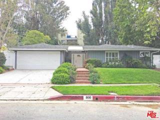 800 Bienveneda Avenue, Pacific Palisades, CA 90272 (#17222230) :: The Fineman Suarez Team
