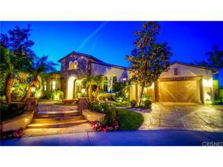 26652 Oak Terrace Place, Valencia, CA 91381 (#SR17085954) :: Paris and Connor MacIvor