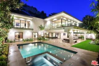 1845 Franklin Canyon Drive, Beverly Hills, CA 90210 (#17232842) :: The Fineman Suarez Team