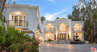 12055 Summit Circle, Beverly Hills, CA 90210 (#17233192) :: The Fineman Suarez Team