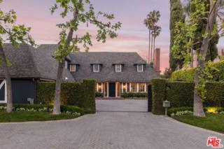 708 N Rexford Drive, Beverly Hills, CA 90210 (#17233904) :: The Fineman Suarez Team