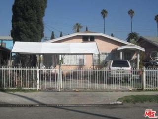 349 W 66TH Street, Los Angeles (City), CA 90003 (#17222336) :: Paris and Connor MacIvor