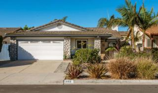 303 Apple Avenue, Ventura, CA 93004 (#217003422) :: Paris and Connor MacIvor