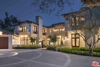 3100 Benedict Canyon Drive, Beverly Hills, CA 90210 (#17232984) :: The Fineman Suarez Team