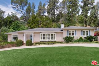 1165 Coldwater Canyon Drive, Beverly Hills, CA 90210 (#17233278) :: The Fineman Suarez Team