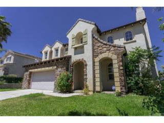 26511 Thackery Lane, Stevenson Ranch, CA 91381 (#SR17113022) :: Paris and Connor MacIvor