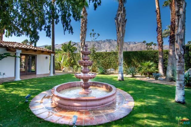 667 E Mel Avenue, Palm Springs, CA 92262 (#18393836PS) :: Paris and Connor MacIvor